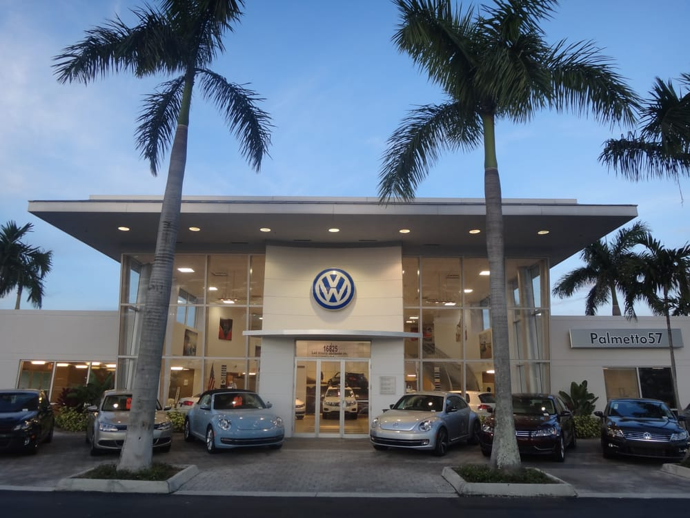Palmetto57 Volkswagen 13 Reviews Car Dealers Miami