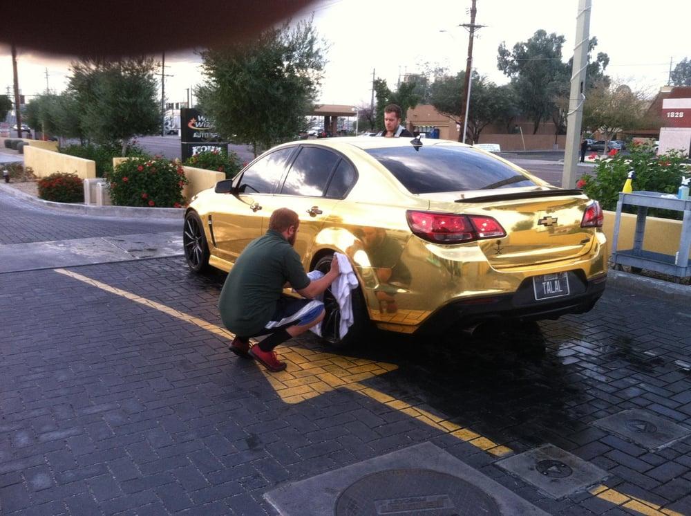 Wash Wizard Car Spa