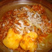 Gnocchi- starter portion- tender!