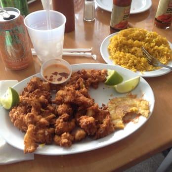 La camaronera seafood joint fish market 438 photos for Fresh fish market miami