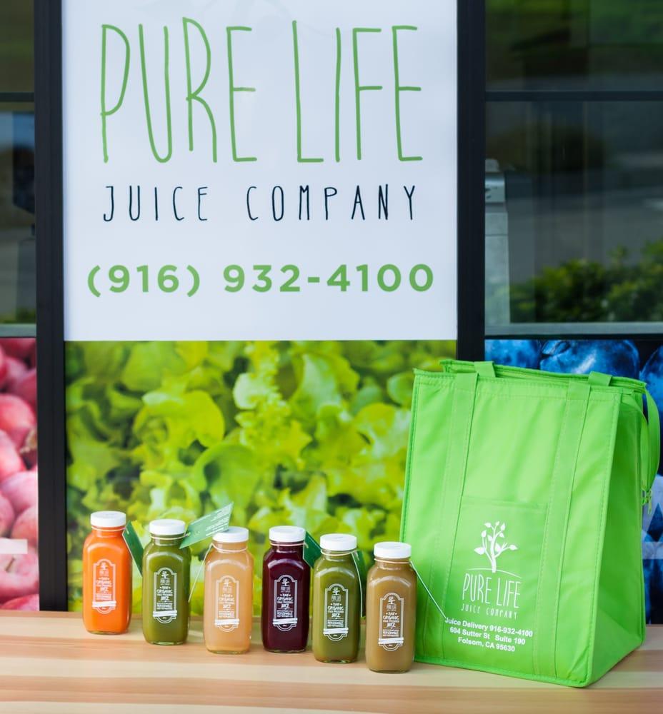 Pure juice company