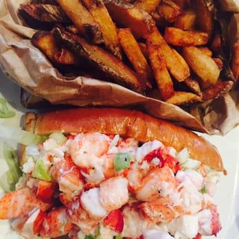 Atlantic fish company boston ma united states lobster for Atlantic fish menu