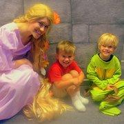 Kidsville PlayTown - Rapunzel and friends - Carlsbad, CA, Vereinigte Staaten