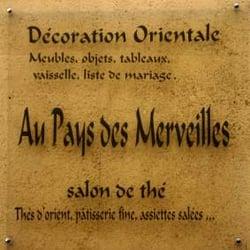 Au Pays des Merveilles, Aix en Provence, France