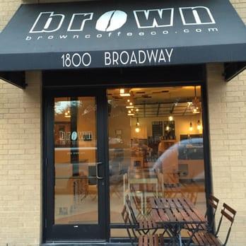 Brown Coffee Company San Antonio