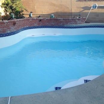 Freedom fiberglass hewlett st bakersfield ca - How soon can you swim after plastering pool ...