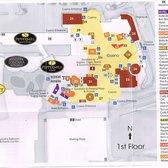 Peppermill casino reno map