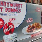 Smokey Joe's Currywurst, München, Bayern