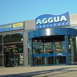 Aggua Troisdorf, Troisdorf, Nordrhein-Westfalen