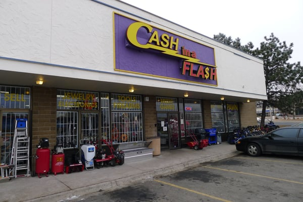 Cash In A Flash store photo