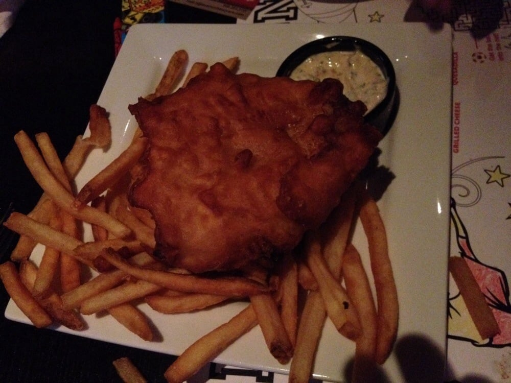 Northborough (MA) United States  City pictures : ... Kids fish and chips was gigantic Northborough, MA, United States