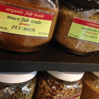 Natural Foods Co Op Bulk Selection
