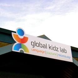 Global Kidz Lab logo