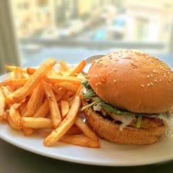 Caroline's Burger at Breakfast In…