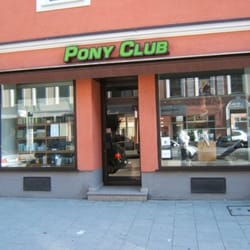 Pony Club Hairdressers, München, Bayern