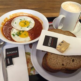 Aroma Cafe New York Soho