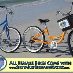 Bikes Sarasota Florida Siesta Key Bike amp Kayak