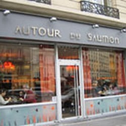 Autour du saumon, Paris, France