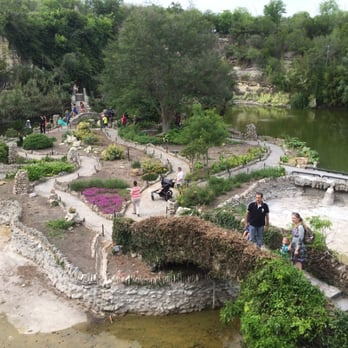 Japanese tea gardens san antonio tx united states san antonio