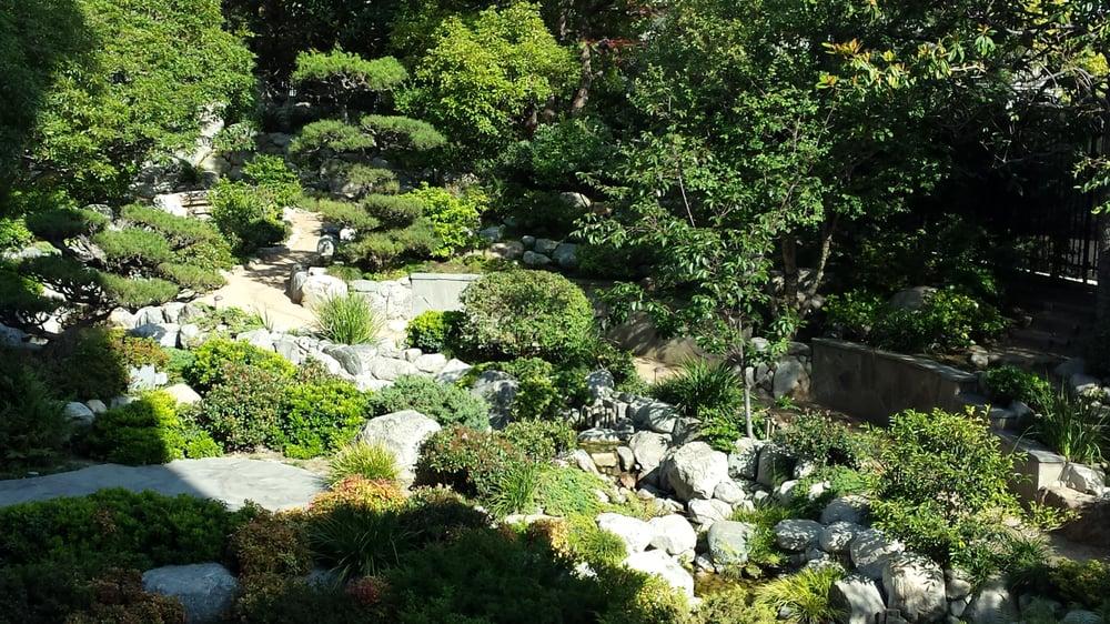 James Irvine Japanese Garden 52 Photos Parks Little Tokyo Los Angeles Ca Reviews Yelp