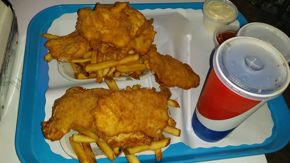 Spud fish chips 28 photos fish chips kirkland for Spuds fish and chips