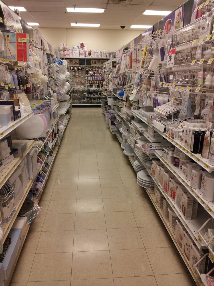 Jo ann fabrics and crafts 29 photos fabric stores for Fabric outlet near me