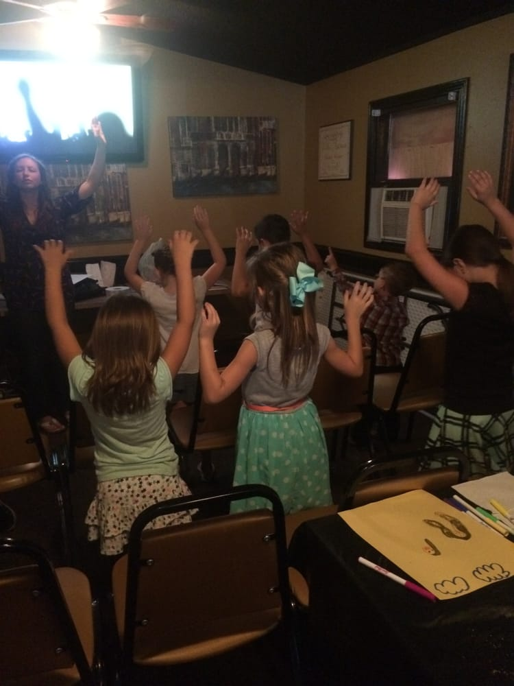 These kids are having church! Not just Sunday School! | Yelp