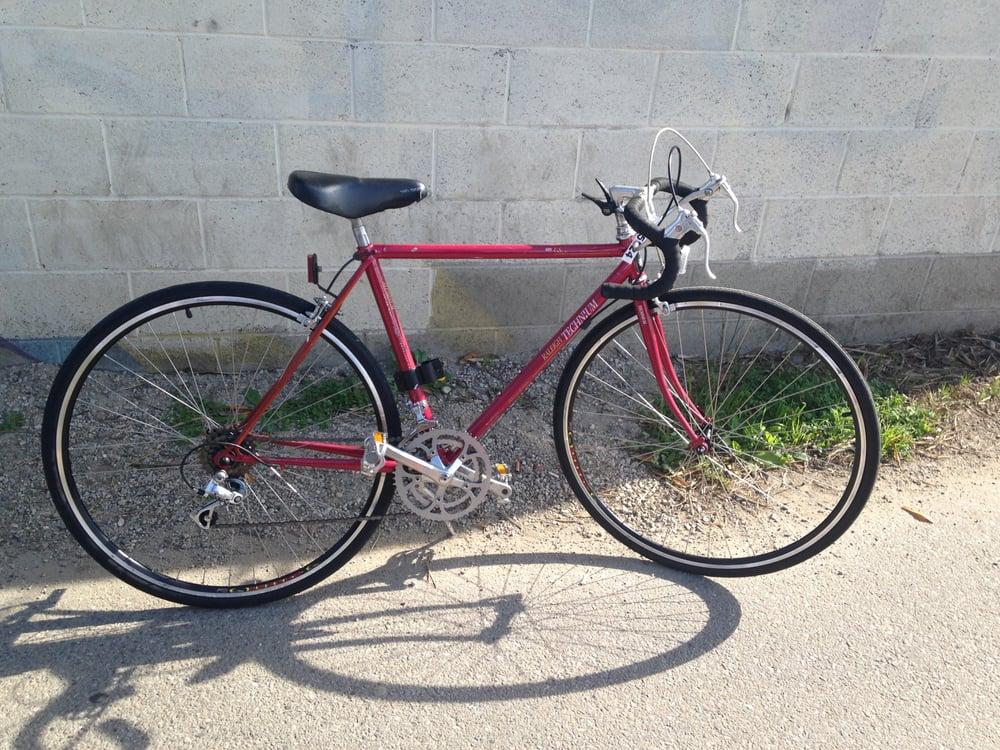 Bikes Raleigh Technium 420 Raleigh Technium