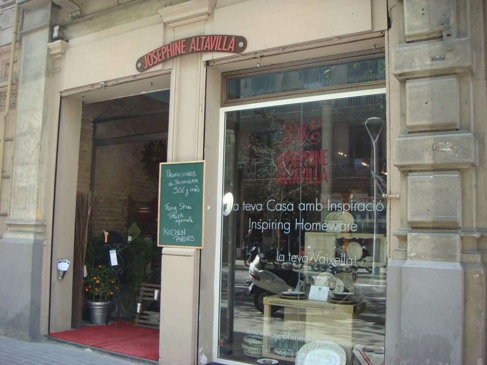 Josephine Altavilla Home Decor L 39 Eixample Barcelona Spain Reviews Photos Yelp