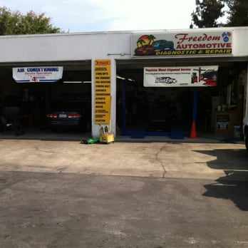 Freedom Automotive Auto Repair 625 W Colton Ave Redlands Ca United States Phone Number
