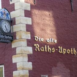 Die Alte Raths-Apotheke, Lüneburg, Niedersachsen, Germany