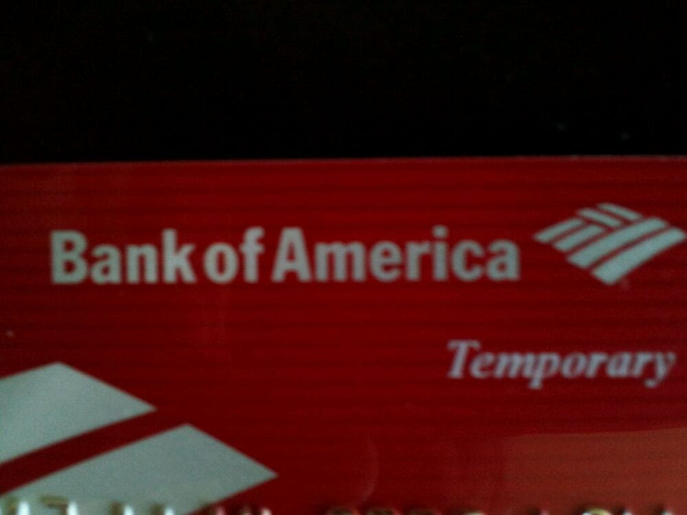 how to get bank of america check mailed to me