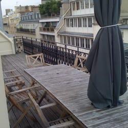 Terrasse de Partech, Paris