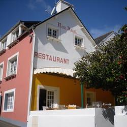 Restaurant Roz-Avel, Sauzon, Morbihan
