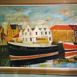Anchored by John Bellany