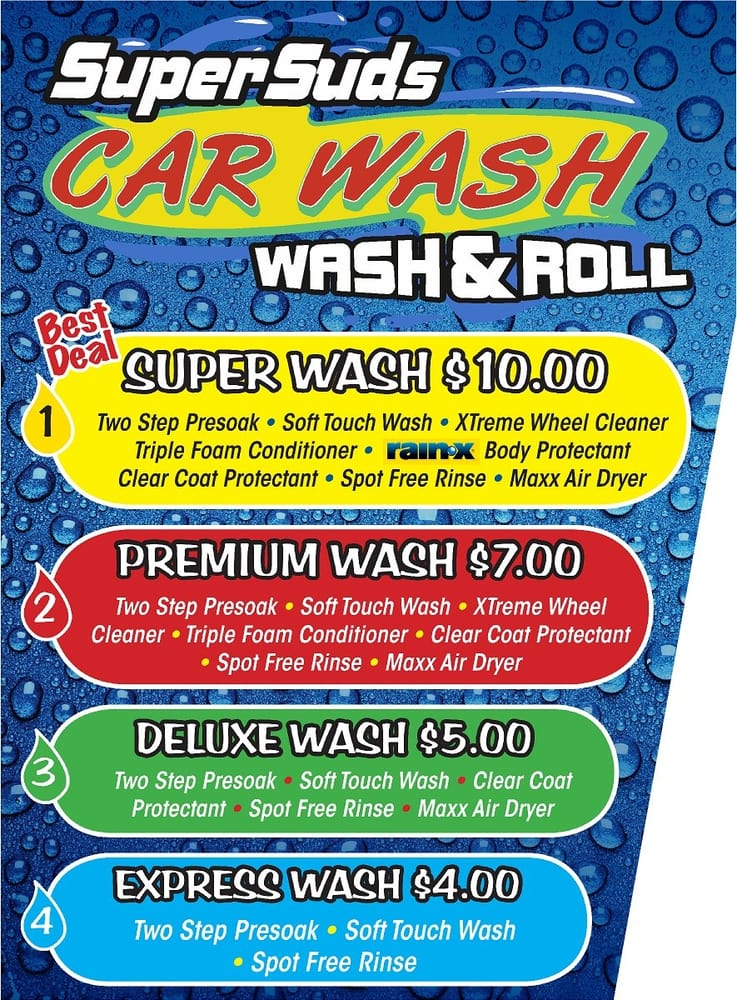 Add Credit Card To Car Wash