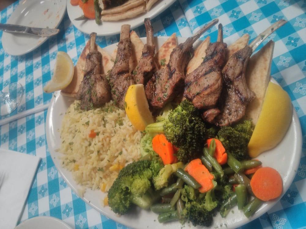 George S Greek Cafe Long Beach Ca