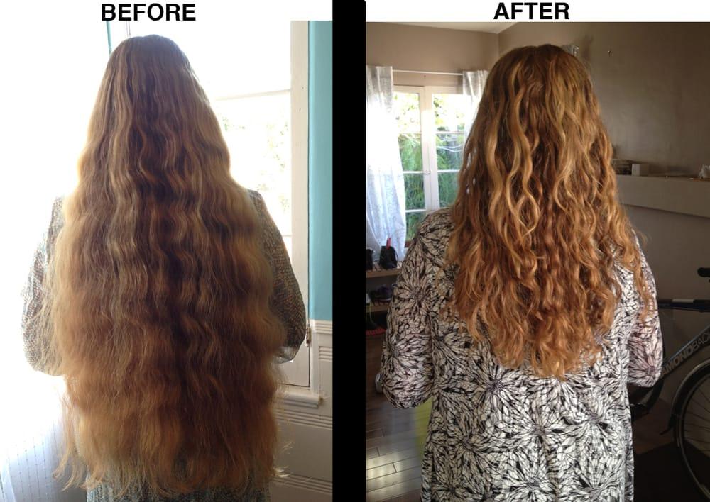 Ouidad curly hair salon ouidad salon la 18 photos hair for Curly hair salon uk