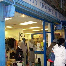 Trinity Hospice Charity Shop, London
