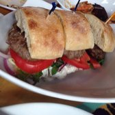 Carroll Street Café - Atlanta, GA, United States. Lamb sliders