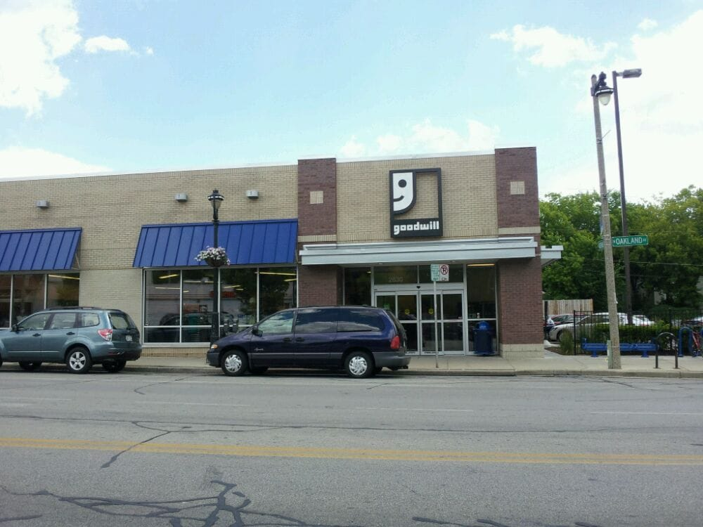 Goodwill Thrift Stores East Side Milwaukee Wi