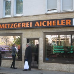 Metzgerei Marc Aicheler, Stuttgart, Baden-Württemberg