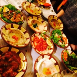 Restaurant libanais rennes rue st malo