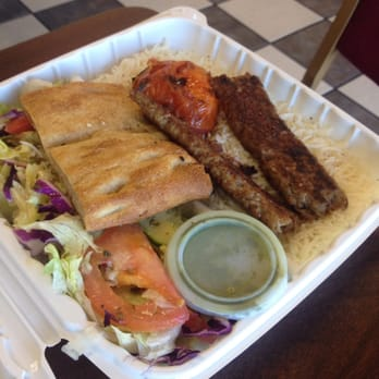 Kebab express san pablo ca united states koobideh for Afghan kebob cuisine menu