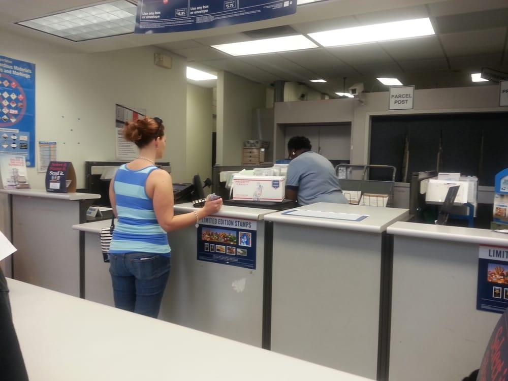 Post (TX) United States  city images : United States Postal Service Postkontor Braeswood Place Houston ...