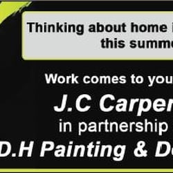J C Carpentry in partnership with D H Painting & Decorating, Bexhill-on-Sea, East Sussex