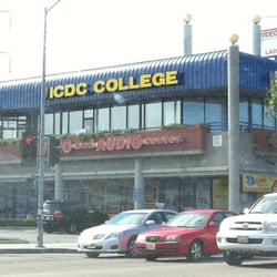 Icdc College Lawndale Campus University Colleges