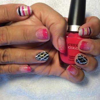 La jolie nail spa 147 photos nail salons waipahu hi for 4 sisters nail salon hours