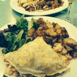 Crepes N More - Seafood Crepe - MM-MM-MM-MM! - Fairfield, CA, United States