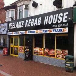 Neelam's Kebab House, Smethwick, West Midlands